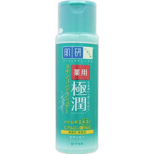 肌研 薬用極潤スキンコンディショナー 170ml