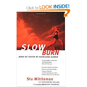 Click to buy Lose Weight Walking: Slow Burn: Burn Fat Faster By Exercising Slower  from Amazon!