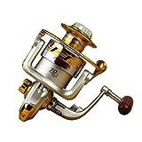 Man Friday EF5000 Bait Feeder Fishing Reels 10 Ball Bearings + 1 Roller Bearing Different Fish Reel Wheel Lines EF1 Baitrunner