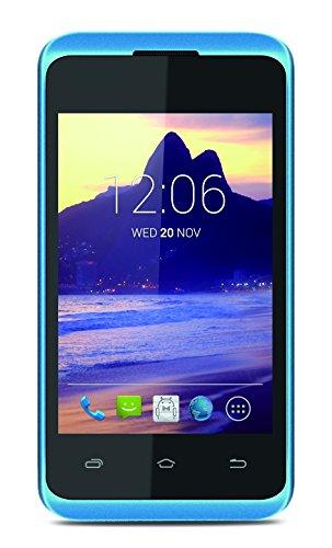 Posh Mobile Orion Mini S350A - 4G Gsm Unlocked Android Smartphone, Dual Sim, Dual Core Processor, Front/Back Camera, Usa Warranty - Blue