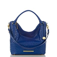 Norah Hobo Bag<br>Electric Blue Normandy