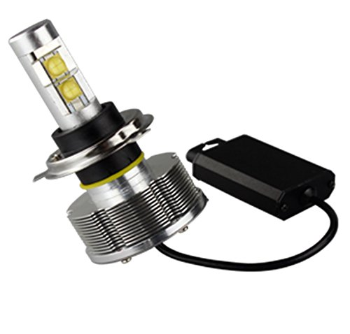 As Vision As-Hlledh46Kh/L H4 High-Low 6,000K Conversion Led Kit For Headlights