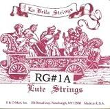 La Bella Renaissance Guitar 4 Courses (50cm)