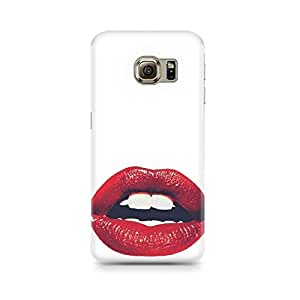 Ebby Lovely Lips Premium Printed Case For Samsung S7