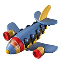 Small Jet Plane- Construction Toy