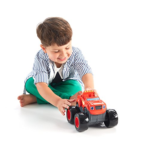 Nickelodeon Blaze and the Monster Machines Transforming Fire Truck Blaze (Fire Truck Walker compare prices)