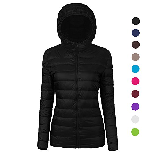 CIOR-Womens-Ultra-Lightweight-Hooded-Packable-Down-Jacket-Coat-Travel-Bag
