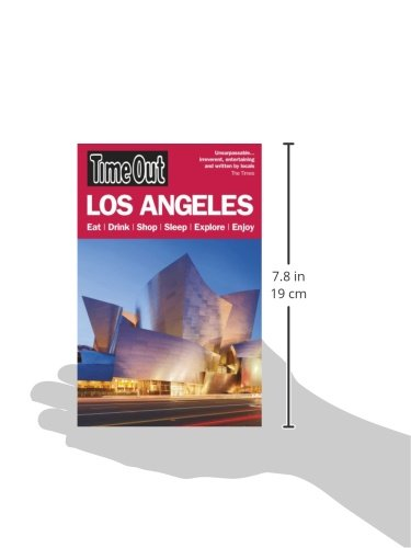 Time Out Los Angeles 8th edition (Time Out Guides)
