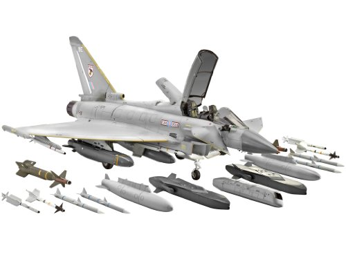 Revell-04689-Eurofighter-Typhoon-Twinseater-im-Mastab-148