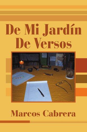 De Mi Jardín De Versos  [Cabrera, Marcos] (Tapa Blanda)