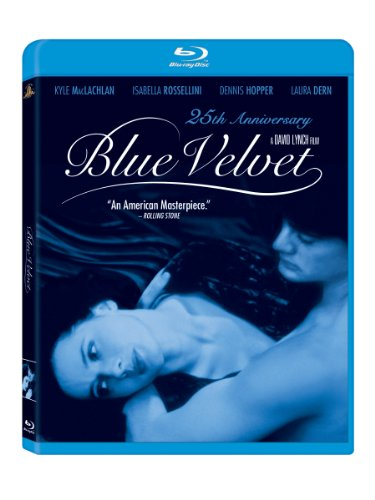 Cover art for  Blue Velvet [Blu-ray]