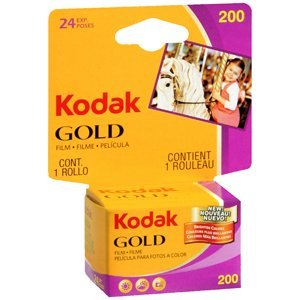 KODAK FILM GOLD 200 24 EXP 1 EACH