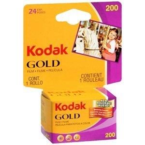KODAK FILM GOLD 200 24 EXP 1 EACH