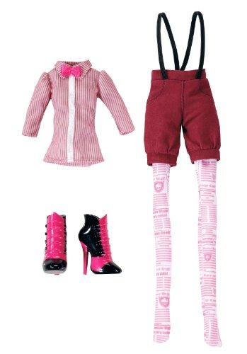 Imagen 2 de Monster High - W2553 - Mini muñeca y la muñeca - vestido de Monster High - Club Draculaura