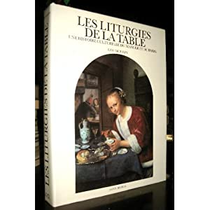 Les liturgies de la table
