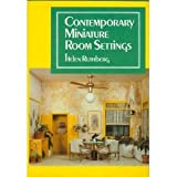 Contemporary Miniature Room Settings