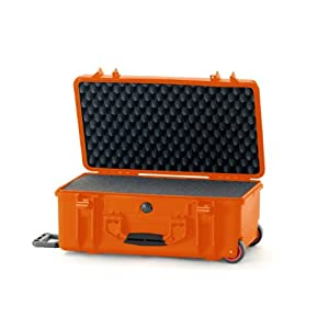 HPRC 2550WF Hard Case with Cubed Foam Interior