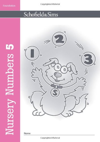 Nursery Numbers Book 5: Bk. 5