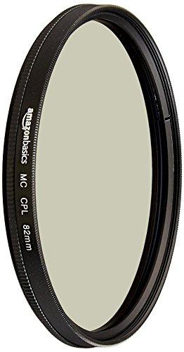 Lente Polarizado AmazonBasics circular, 82mm