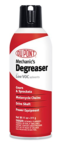 DuPont Motorcycle Degreaser for Chain and Sprockets 11-Ounce Aerosol (Motorcycle Chain Wax compare prices)