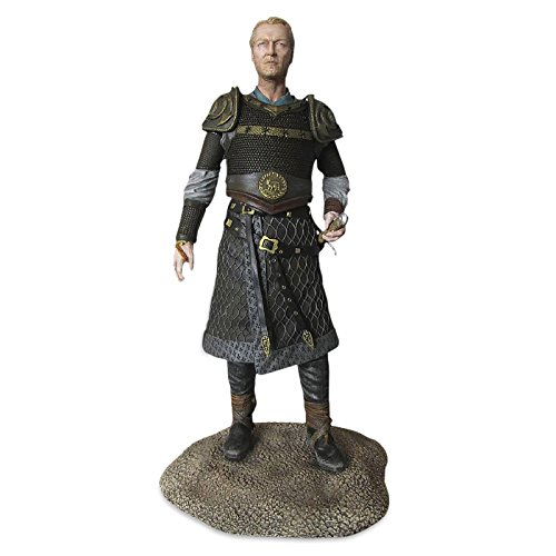 Game of Thrones - statuina di Jorah Mormont - confezione regalo - 19 cm