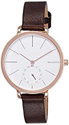 Skagen Hagen Analog White Dial Womens Watch - SKW2356