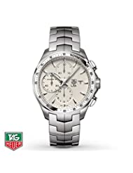 TAG Heuer Men's Watch Automatic Chronograph Link- Men's Watches
