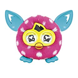[Best price] Stuffed Animals & Plush - Furby Furbling Creature Polka Dots Plush - toys-games