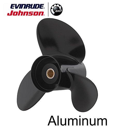 Evinrude/Johnson/OMC Cobra OEM Prop 14.3x21 Propeller 765189 (177136,763469)
