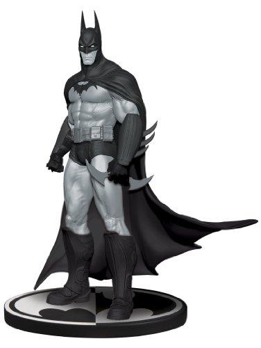 toy dc direct batman black and white statue batman