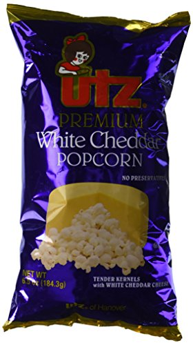 Utz Premium White Cheddar Popcorn, 6.5 Ounce (Pack of 12) (Utz Cheddar Popcorn compare prices)