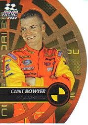 Buy 2004 Press Pass Stealth No Boundaries #NB1 Clint Bowyer by Press Pass Stealth