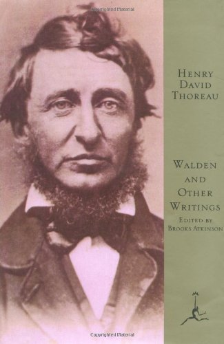 walden and other writings This revised and expanded third edition adds three important post-walden essays, slavery in massachusetts, walking, and wild apples, bringing the full scope of thoreau's mature powers to twenty-first-century readers the texts are accompanied by explanatory annotations, thoreau's survey of walden pond, and the.