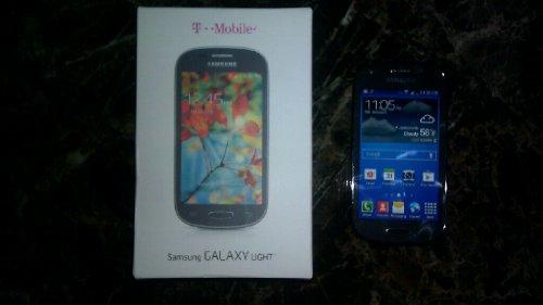 41Ls238IoeL. SL500  Samsung Galaxy Light (T Mobile),Brown