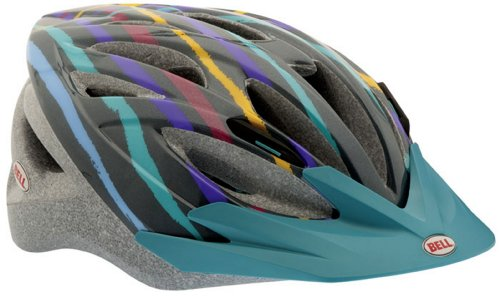 Best Bell Youth Strata Bike Helmet (Rainbow/Multi) With Low Price.