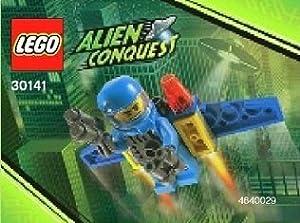 Lego Alien Conquest Mini Figure Set #30141 Jet Pack Bagged