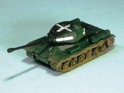 ソビエト軍 JS-2 重戦車 m型 対空識別 白線