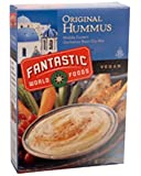 Fantastic World Foods Hummus Original, 10 Pound Bag