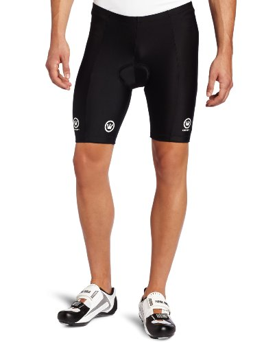 Buy Low Price Canari Cyclewear Men's Velo Padded Cycling Short (1003-BK)