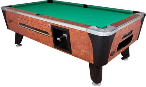 Dynamo_sedona_coin_operated_8_foot_pool_table  Dynamo_sedona_coin_operated_8_foot_pool_table