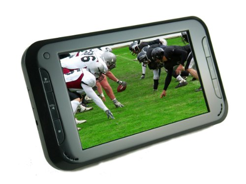 Axion AXN-8706 120 Hz 7-Inch Widescreen Portable LCD TV
