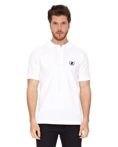 Polo Club Polo Custom Fit Logo Small [Bianco]