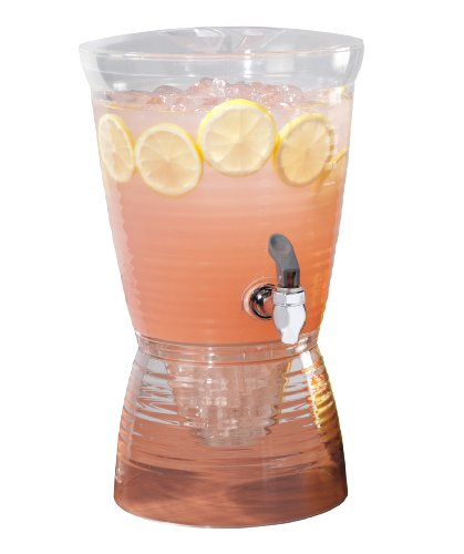 Discover Bargain CreativeWare 1.5-Gallon Bark Beverage Dispenser