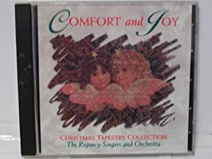 Comfort and Joy (Christmas Tapestry Collection)