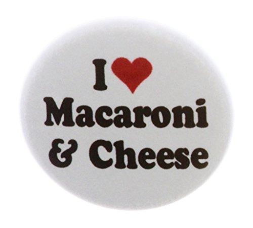 A&T Designs I love Macaroni & Cheese 2.25