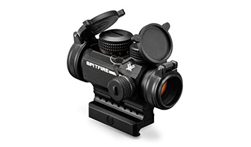 Vortex-Optics-SPR-1301-Spitfire-1x-Prism-Scope-with-DRT-Reticle-MOA-Black