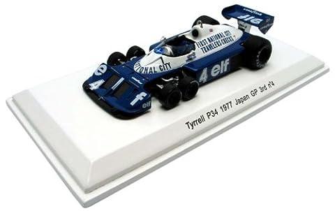ティレル P34 日本GP 1977 #4 (1/43 R70024)