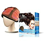 Hair Therapy Wrap Cordless Thermal Heat Wrap, Coco Color (Color: Taupe)