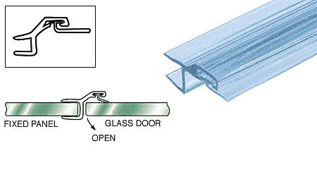 CRL Polycarbonate Strike and Door