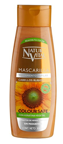 MASCARILLA color rubio 300 ml